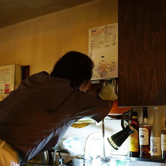 あー、先週半ばに壊れてしまった食洗機専用瞬間湯沸かし器…休日出勤の下見見積もりからの本日無事取り付け完了!ああ!すてき!その洗い上がり!下洗い地獄からの解放イェイ!(笑)(お)