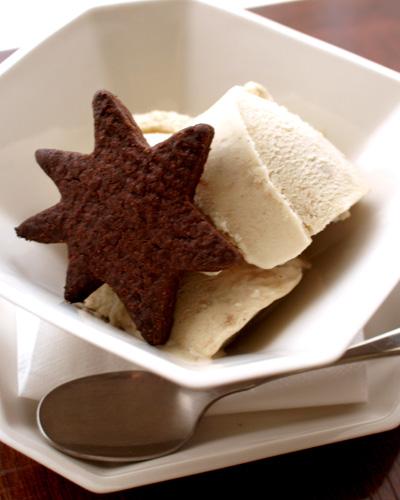 バナナカルダモンアイスクリーム